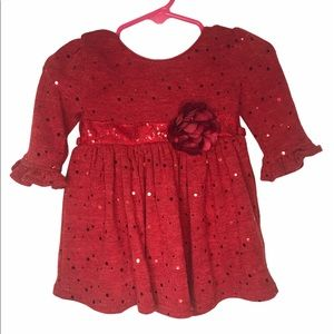 💰 SALE 💰 YOUNGLAND BABY That RED Dress!